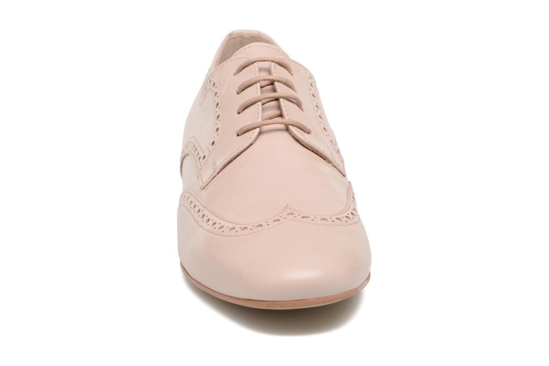 Chaussures à lacets Georgia Rose Taflora Beige vue portées chaussures