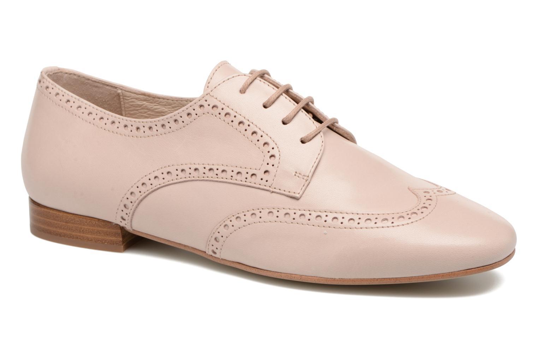 Zapatos promocionales Georgia Rose Taflora (Beige) - Zapatos con cordones   Gran descuento