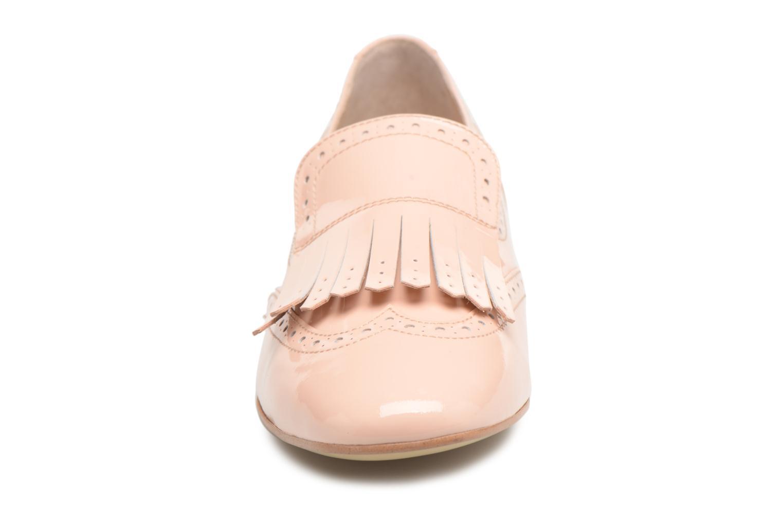 Mocassins Georgia Rose Tichoca Rose vue portées chaussures