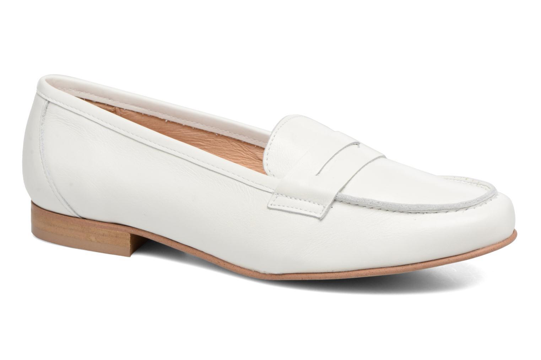 Zapatos promocionales Georgia Rose Alchi (Blanco) - Mocasines   Venta de liquidación de temporada