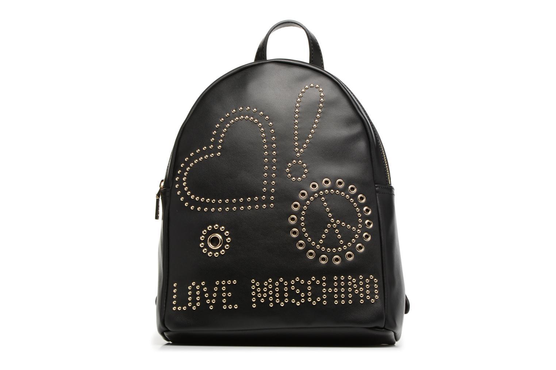 Sacs à dos Love Moschino Sac à dos Signs & Studs Noir vue détail/paire
