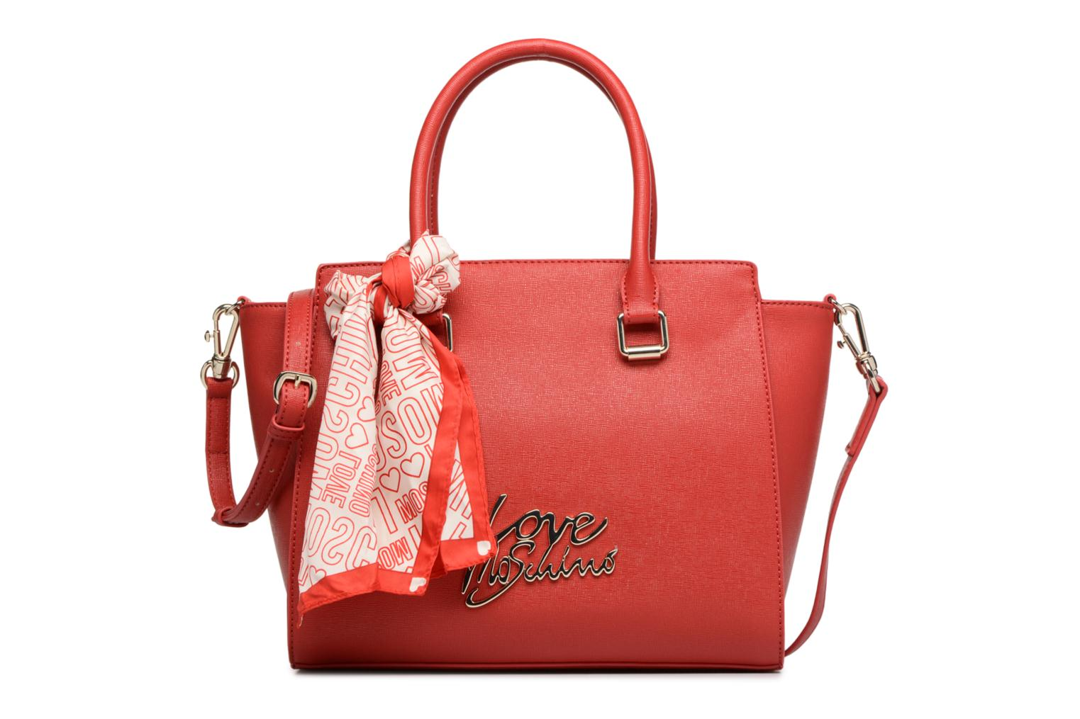 Porté main Love Moschino Logo 500 RED