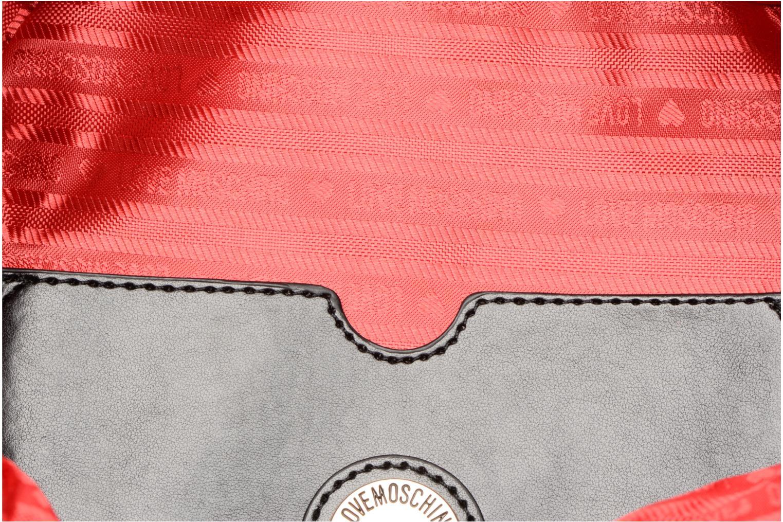 Sacs à dos Love Moschino Sac à dos Super Quilted Noir vue derrière