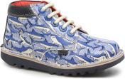 Ankle boots Children Kick Hi x Joules