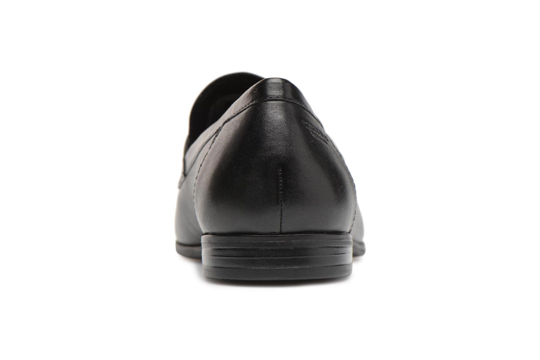 Mocassins Vagabond Shoemakers Marilyn 4502-301 Zwart rechts