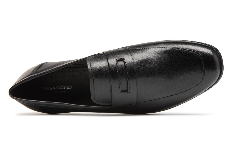 Mocassins Vagabond Shoemakers Marilyn 4502-301 Zwart links