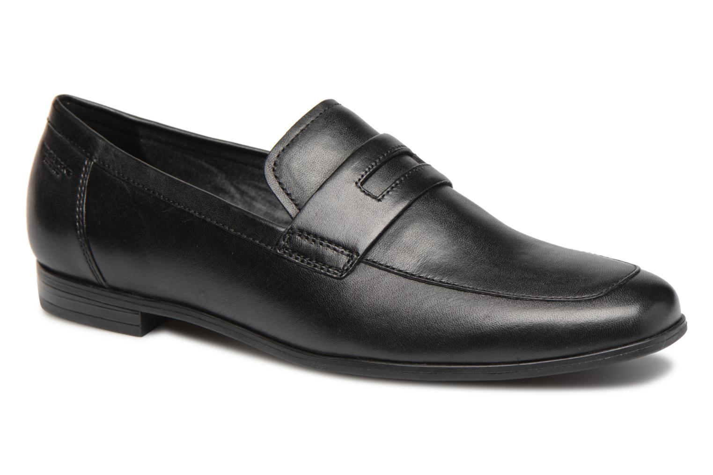 Mocassins Vagabond Shoemakers Marilyn 4502-301 Zwart detail