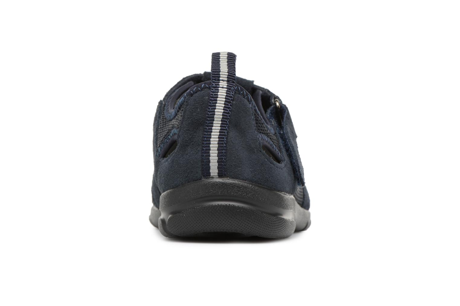 Ballet pumps Romika Traveler 24 Blue view from the right