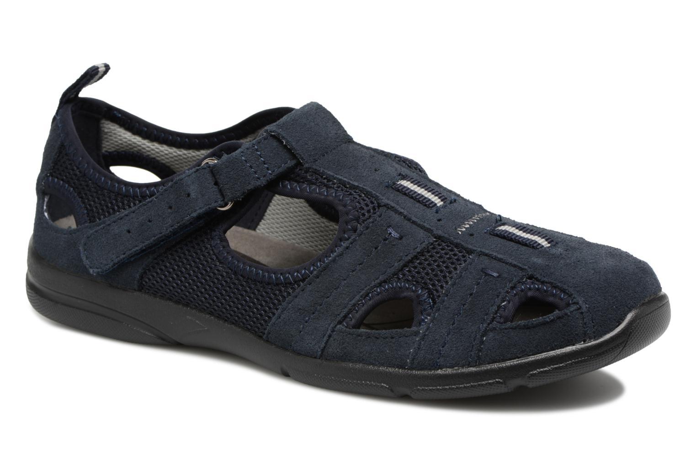 Grandes descuentos últimos zapatos Romika Traveler 24 (Azul) - Bailarinas Descuento