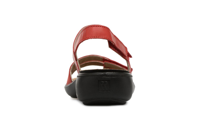 Grandes descuentos últimos zapatos Romika Ibiza 86 (Rojo) - Sandalias Descuento