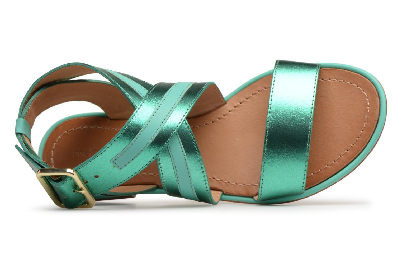 Grandes descuentos últimos zapatos Mellow Yellow Divy (Verde) - Sandalias Descuento
