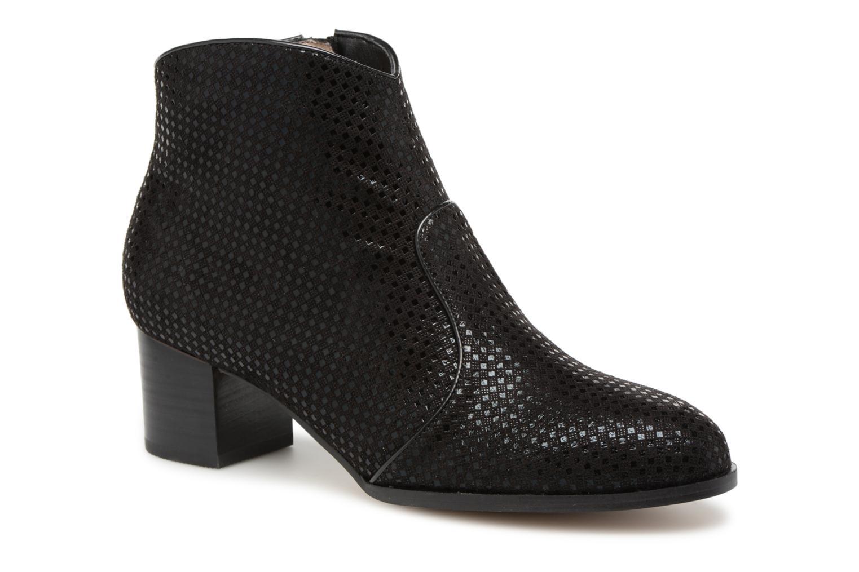 Bottines et boots Mellow Yellow Daboy Noir vue détail/paire