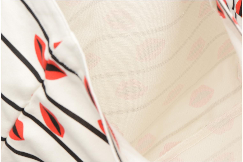 Sacs à main Esprit Zedar Shopper Blanc vue derrière