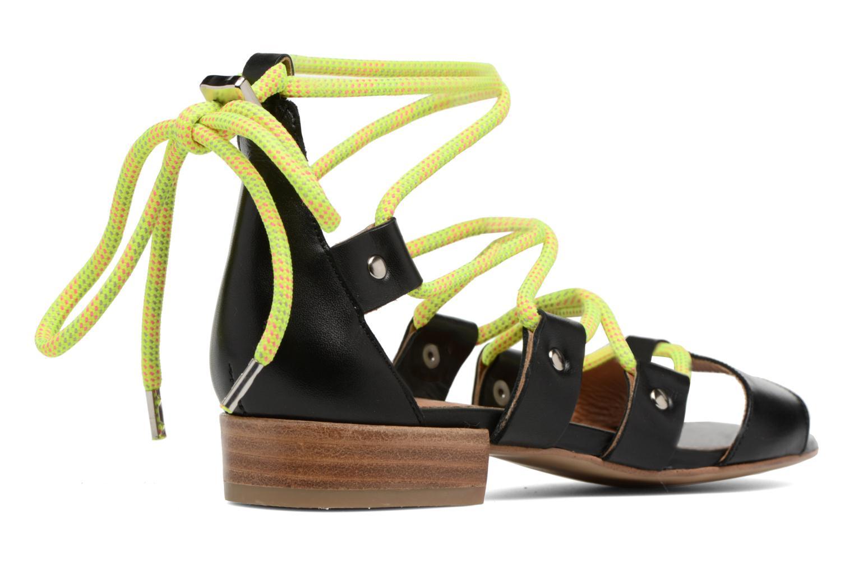 Grandes descuentos últimos zapatos Made by SARENZA 90's Girls Gang Sandales Plates #1 (Negro) - Sandalias Descuento