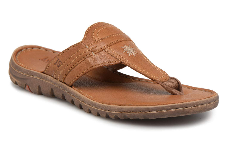 Los últimos zapatos de hombre y mujer Josef Seibel Lucia 09 (Marrón) - Zuecos en Más cómodo