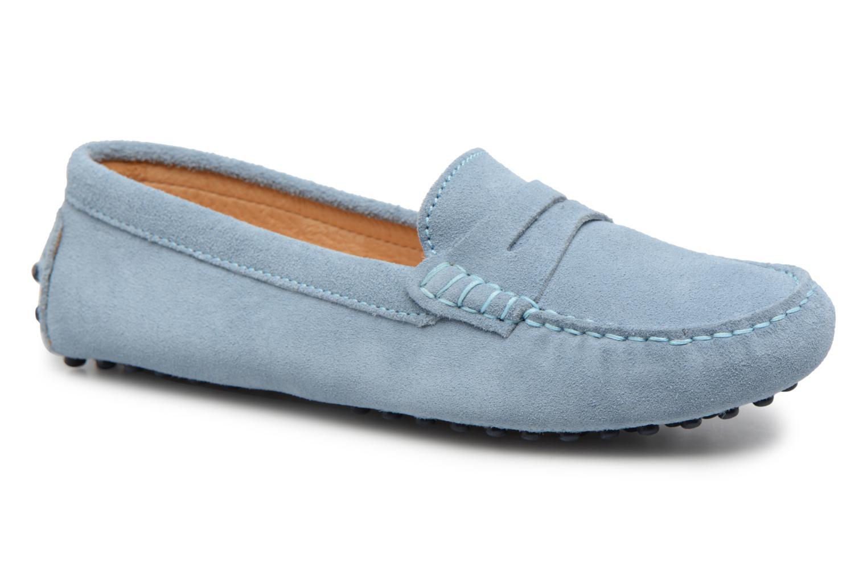 Zapatos promocionales Georgia Rose Stalimac (Azul) - Mocasines   Cómodo y bien parecido