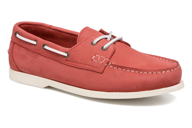 Aigle Havson W (Rouge) - Chaussures à lacets chez Sarenza (314193)
