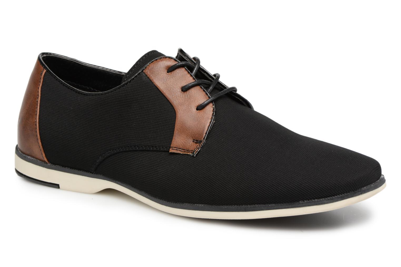 Zapatos cómodos y versátiles I Love Shoes KEMO (Negro) - Zapatos con cordones en Más cómodo