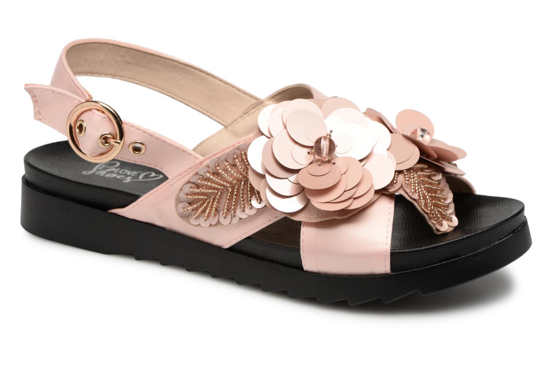 Blumi - Sandales Pour Femmes / Noir I Love Shoes fiTgaw9MX9