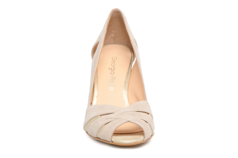 Escarpins Georgia Rose Emerva Beige vue portées chaussures