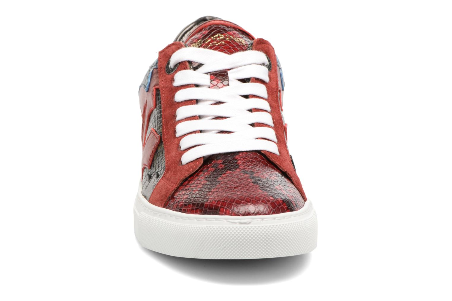 Trainers Zadig & Voltaire NASH TONE Red model view