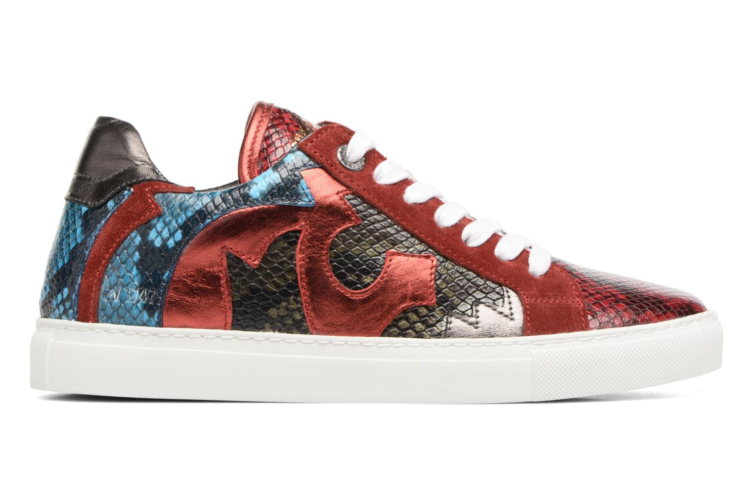 Trainers Zadig & Voltaire NASH TONE Red back view