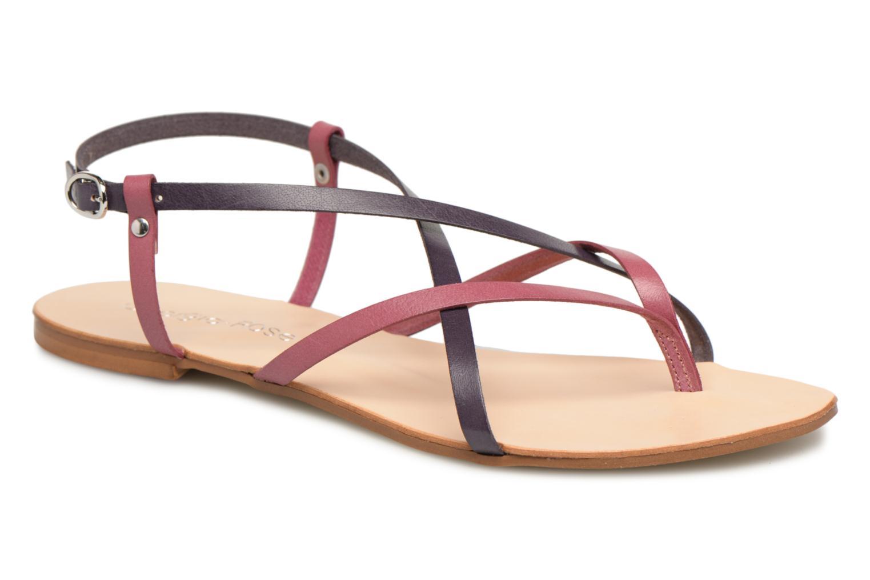 Zapatos promocionales Georgia Rose Domulti (Rosa) - Sandalias   Casual salvaje