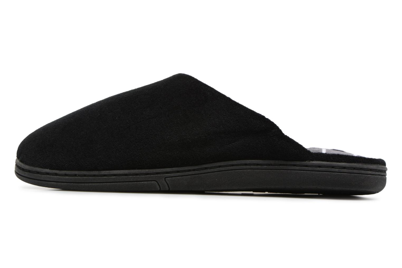Pantoffels Dim D Goumis Zwart voorkant