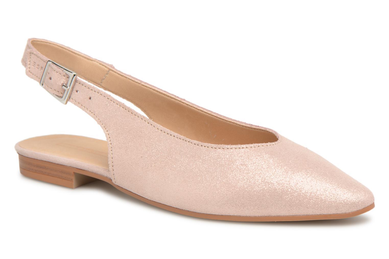 Billig Rabatt Authentisch Billig Verkauf Fabrikverkauf Esprit - Damen - Marni sling - Ballerinas - rosa Steckdose Exklusive YaRBZ