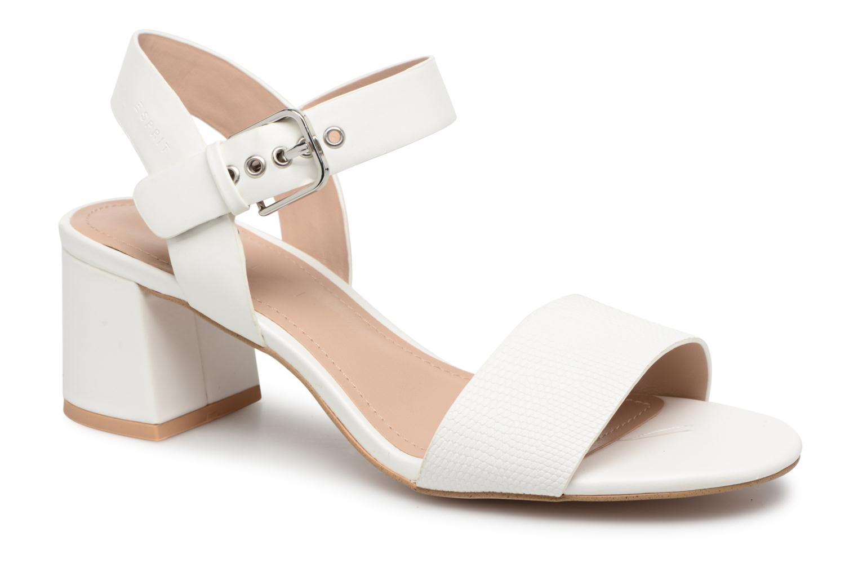 Adina - Sandales Pour Femmes / Blanc Esprit sZxd3A
