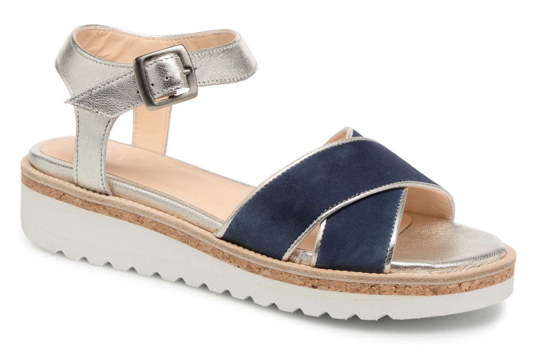 37970baaa951b Grandes descuentos últimos zapatos Anaki RIMA (Azul) - Sandalias Descuento