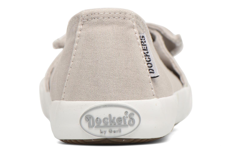 Grandes descuentos últimos zapatos Dockers Irva (Gris) - Bailarinas Descuento