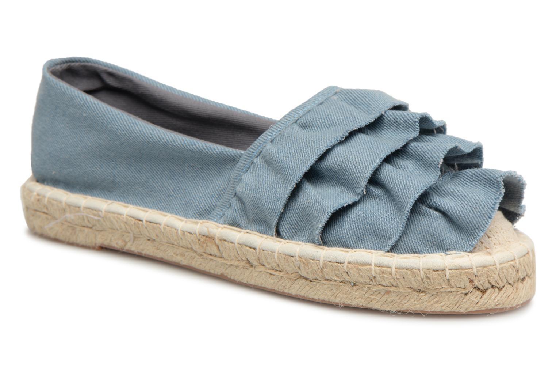 I Love Shoes - Damen - MCDRILLE - Espadrilles - schwarz dQxyRl7