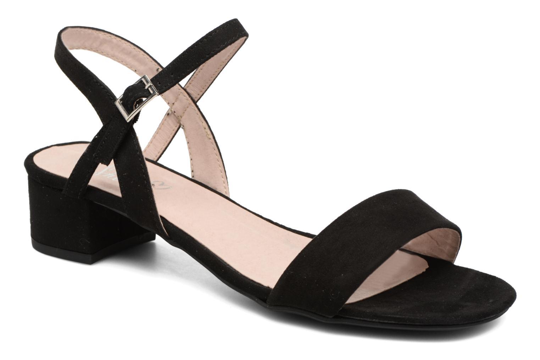 Mcani - Sandales Pour Femmes / Noir I Love Shoes PurxZ