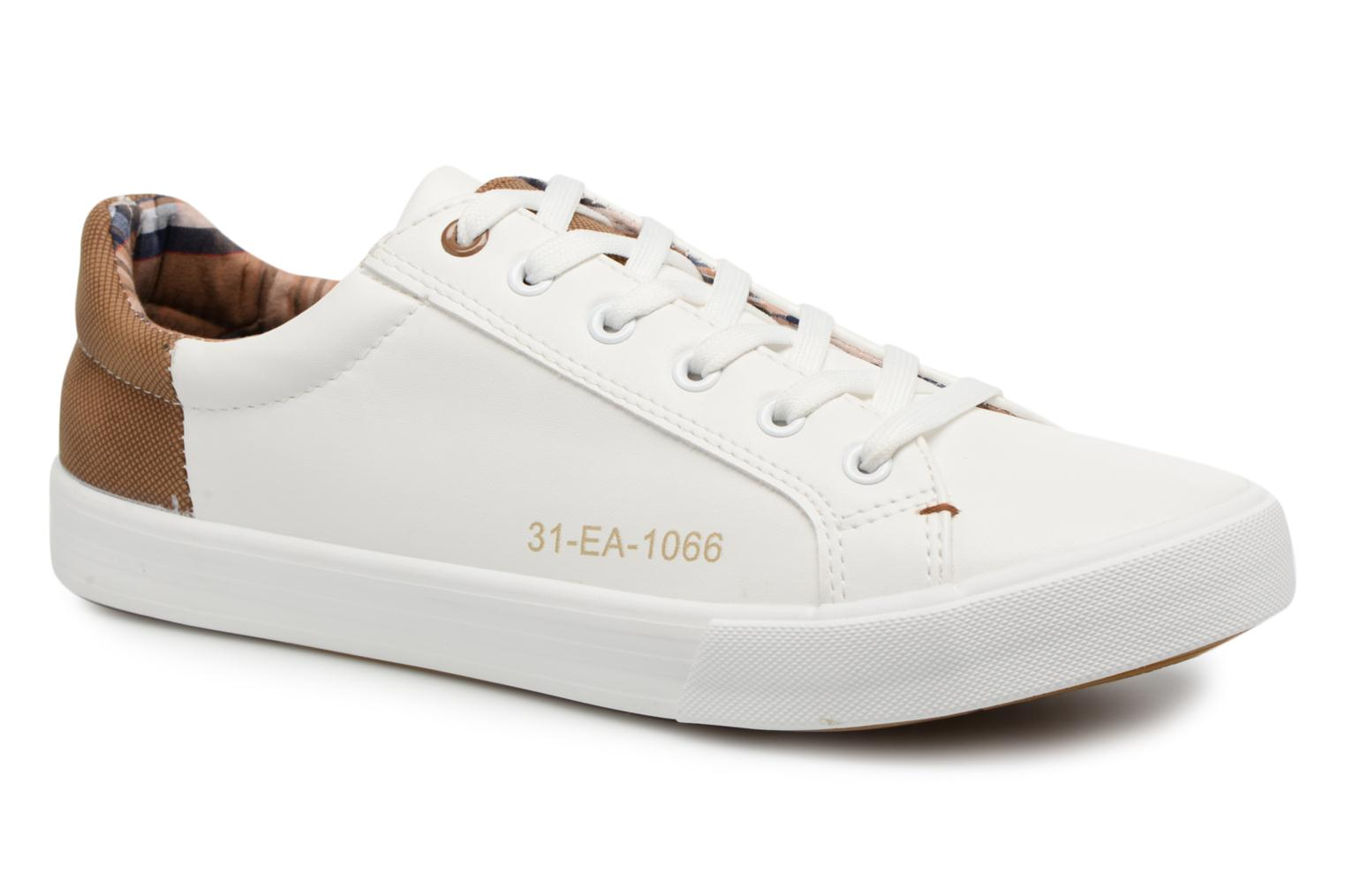 Sneakers I Love Shoes Thodol Wit detail