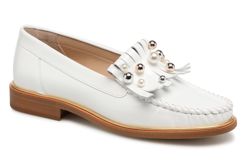 Zapatos de hombres y mujeres de moda casual MAURICE manufacture Hansela version 1 (Blanco) - Mocasines en Más cómodo