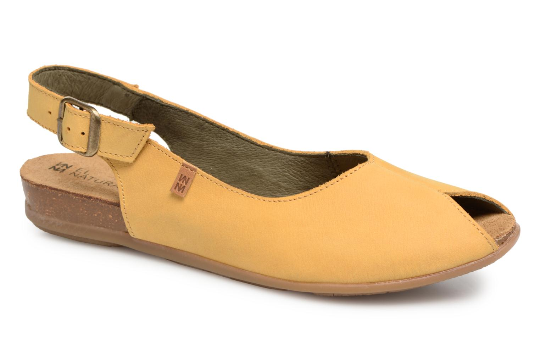 Grandes descuentos últimos zapatos El Naturalista Stella N5200 (Amarillo) - Sandalias Descuento