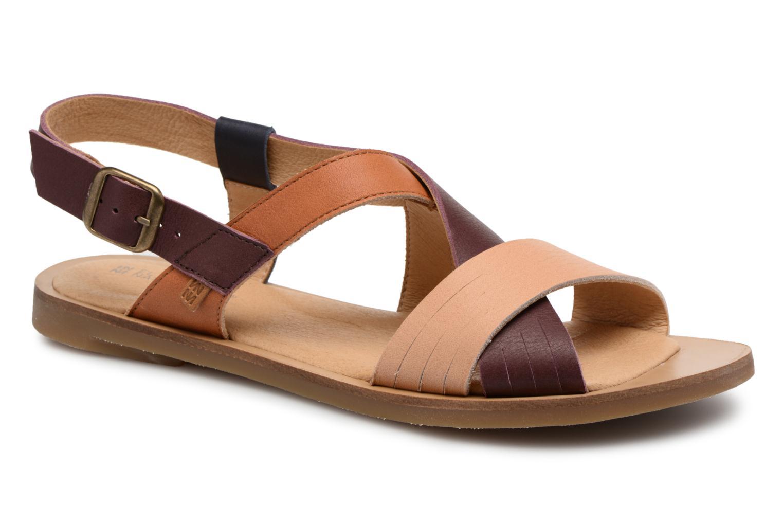 Zapatos promocionales El Naturalista Tulip N5181 (Marrón) - Sandalias   Zapatos casuales salvajes