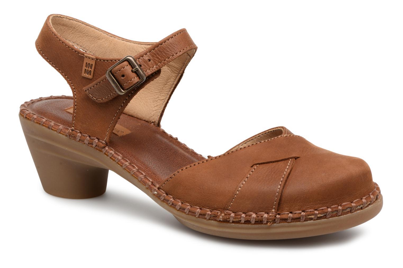 Zapatos promocionales El Naturalista Aqua N5324 (Marrón) - Sandalias   Gran descuento