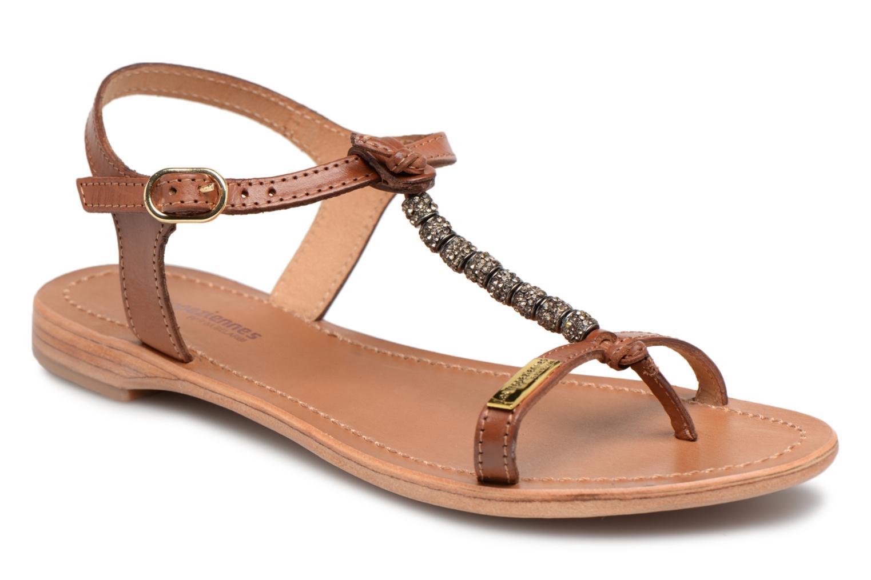 Zapatos promocionales Les Tropéziennes par M Belarbi Vahiné (Marrón) - Sandalias   Descuento de la marca