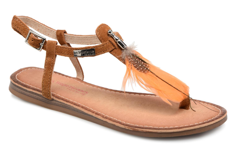 Zapatos promocionales Les Tropéziennes par M Belarbi Gaelle (Marrón) - Sandalias   Cómodo y bien parecido