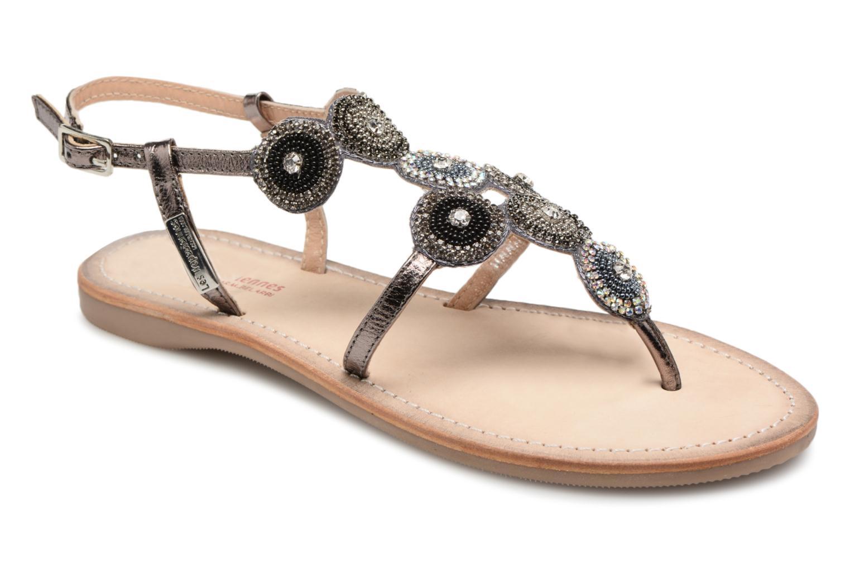 Zapatos promocionales Les Tropéziennes par M Belarbi Ochana (Plateado) - Sandalias   Zapatos casuales salvajes