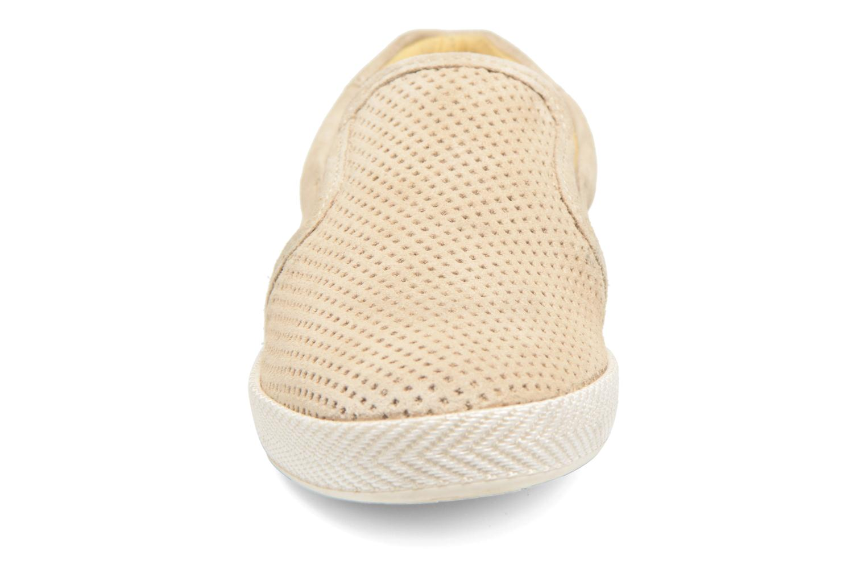 Loafers Base London Clipper Beige model view