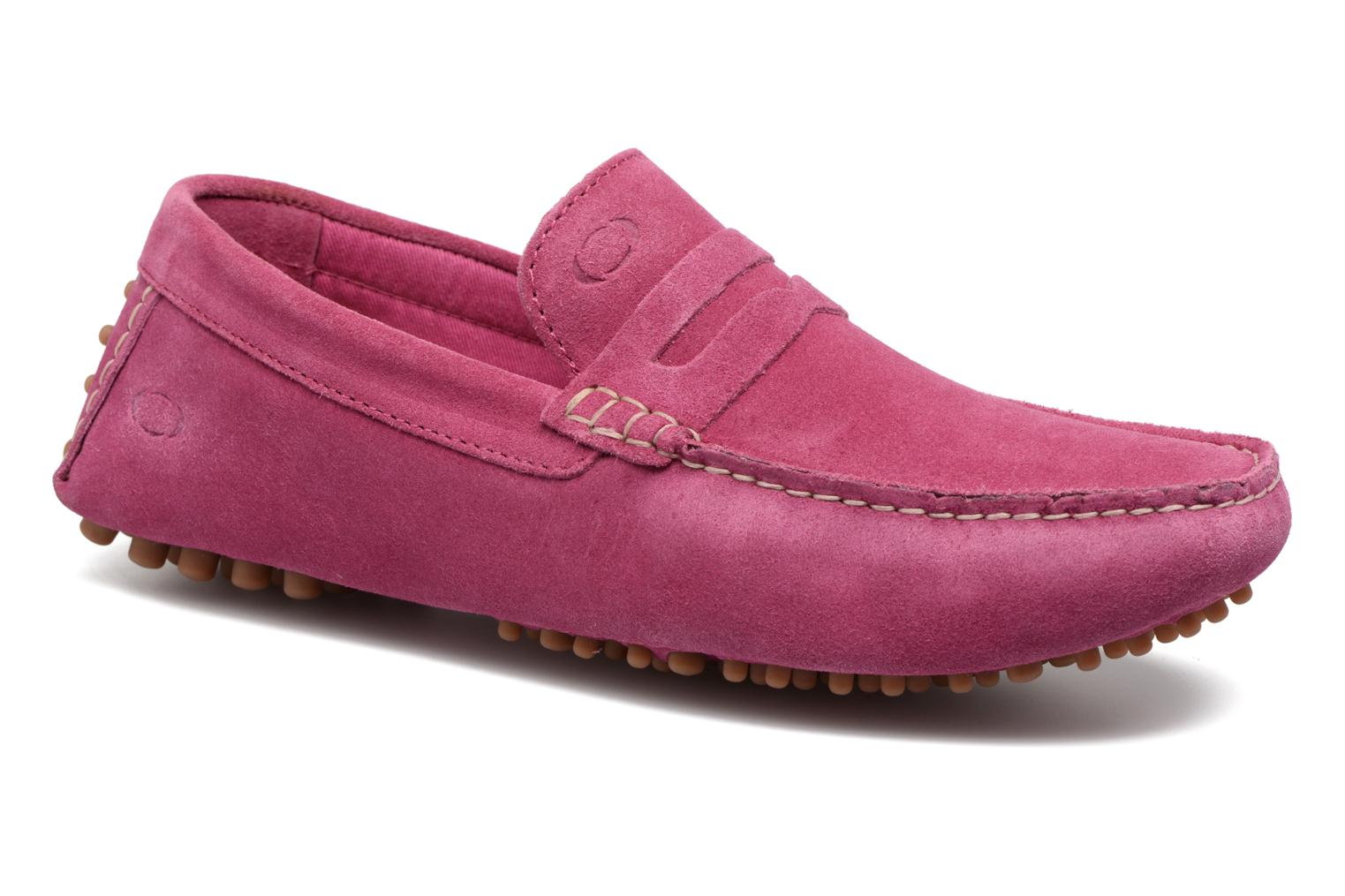 Base London Morgan (Rose) - Mocassins chez Sarenza (315126)