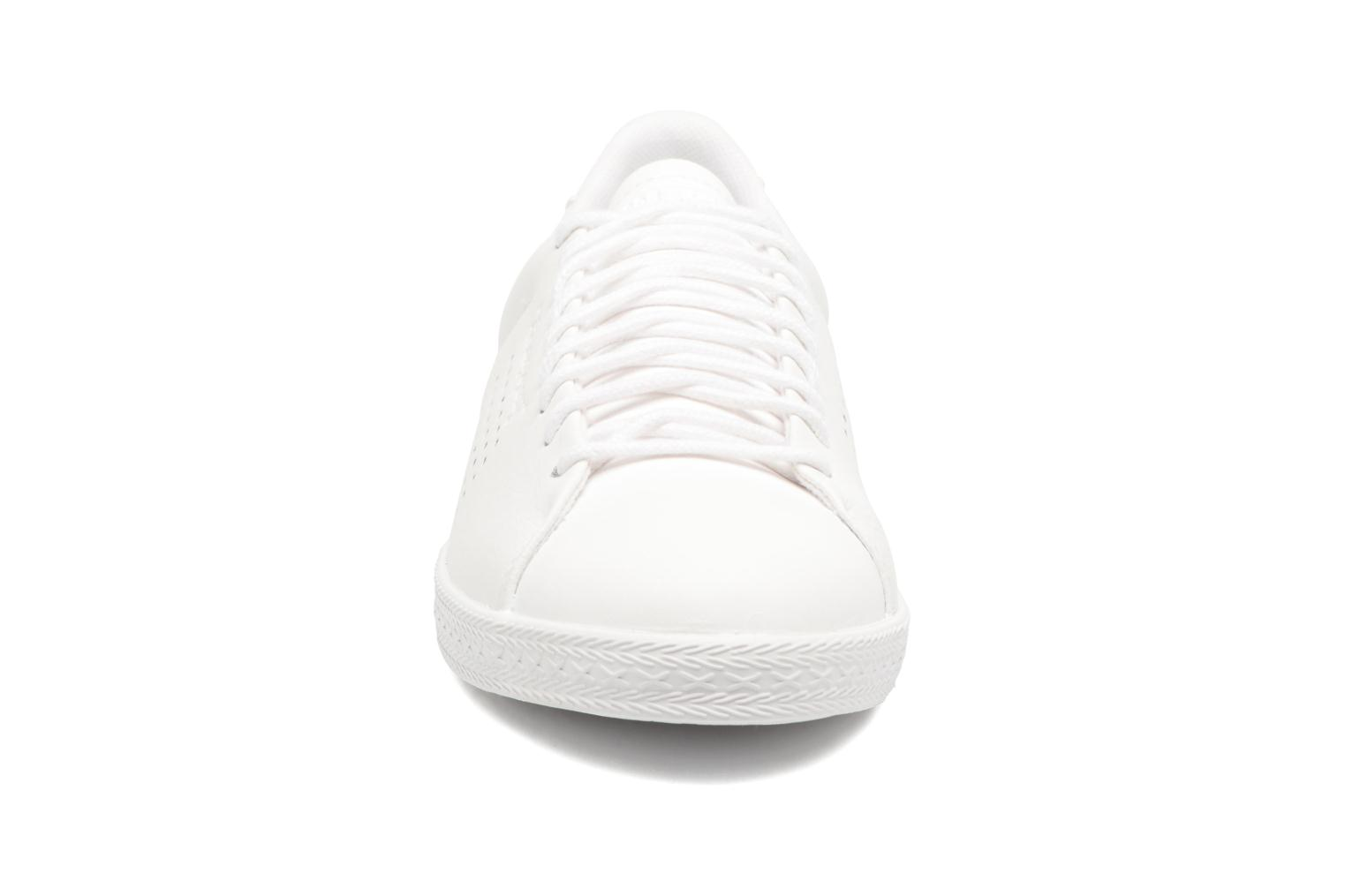 Deportivas Le Coq Sportif Charline Leather Blanco vista del modelo