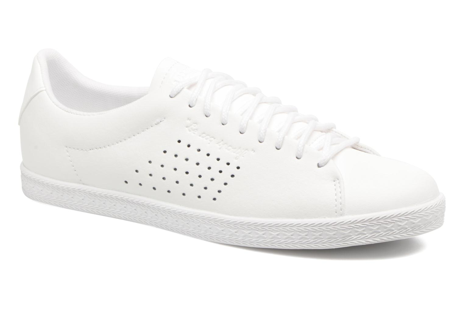 Charline Leather Optical White