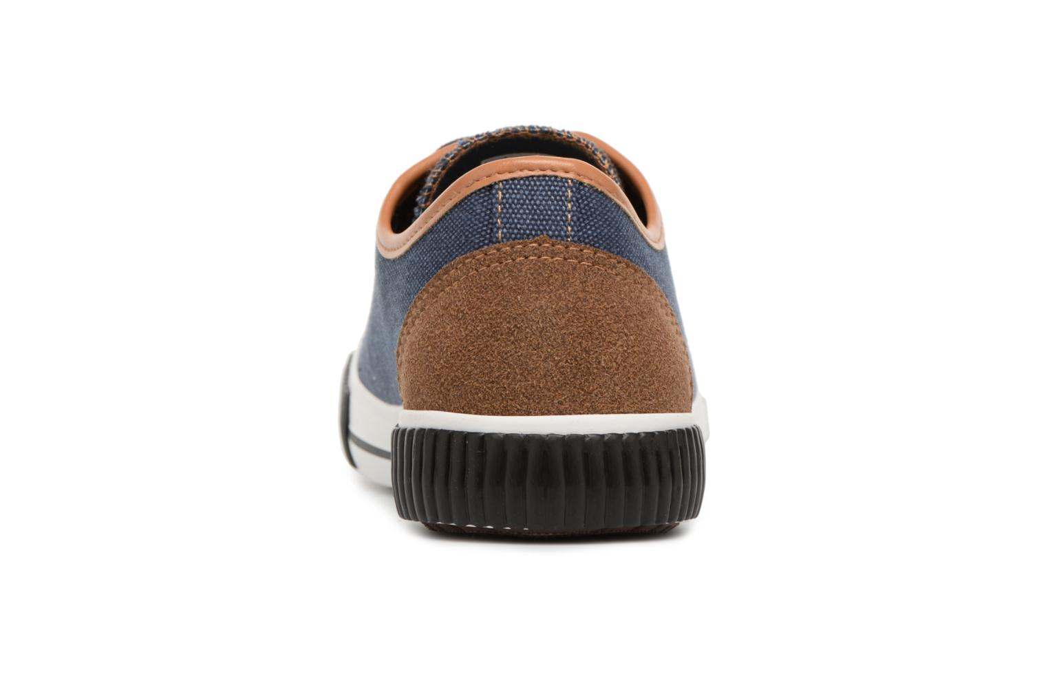 Trainers Kaporal Dona Blue view from the right