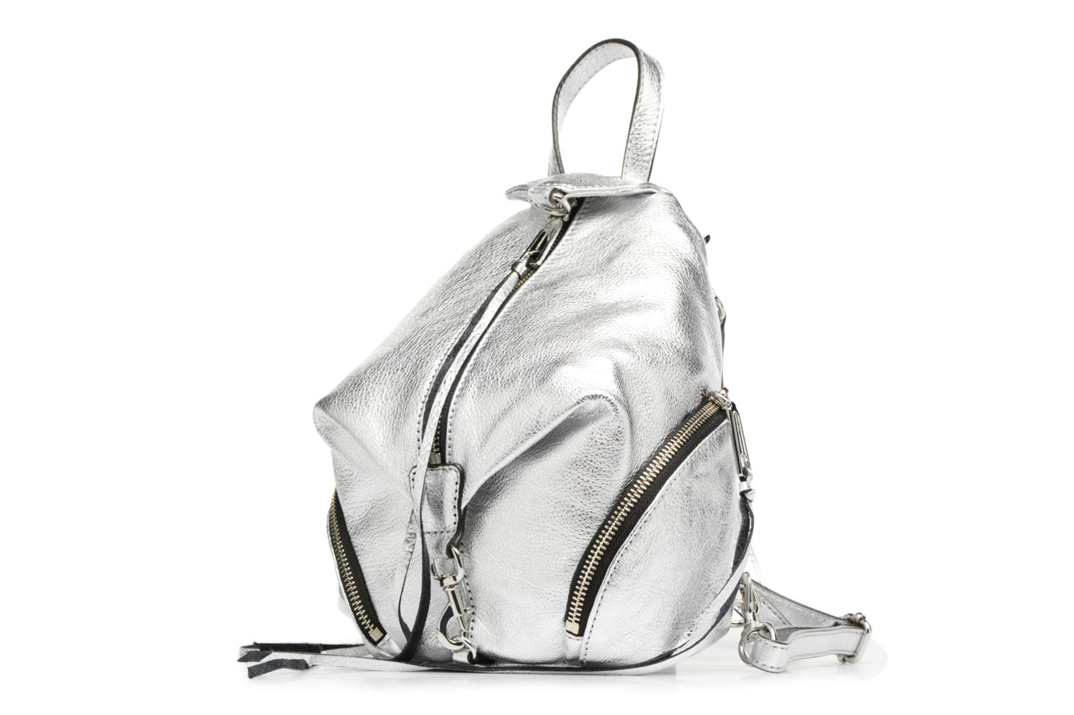 Rugzakken Rebecca Minkoff Convertible Mini Julian Backpack Zilver model