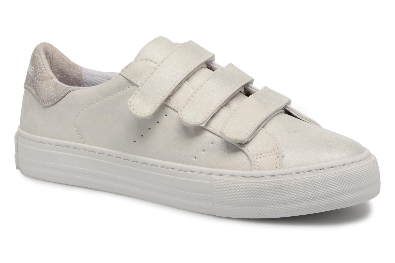 Baskets No Name Arcade Sneaker Straps Blanc vue détail/paire