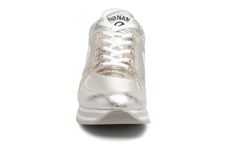 Baskets No Name Parko Jogger Beam/Carnival Blanc vue portées chaussures